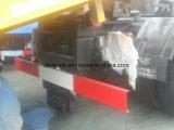 Dongfeng 6X4 14tonの自己のローダーのごみ収集車