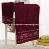Выдвиженческие Bamboo младенец волокна/полотенце ванны/стороны/пляжа