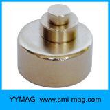 Starke magnetische Neodym-Platten-Magneten NdFeB der Energien-N38m