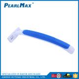 Plastikgriff-Zwilling-Schaufel-Sicherheit, die Rasiermesser rasiert
