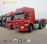 HOWO 6X2 트랙터-트레일러 헤드 LHD 견인 트럭