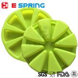 8 Zellen-Non-Stick Dreieck-Form-Silikon-Kuchen-Form-Backen-Gebäck-Form-Schokoladen-Gelee-Kremeis-Brot-Form-wohlschmeckende Kuchenform