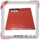 Kundenspezifische Farben-Goldmetallische glatte rote Spray-Lack-Puder-Beschichtung