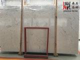 Естественный каменный сляб Volakas строительного материала высокого качества Греции (нового карьера) мраморный для Countertop