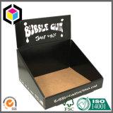 Малая коробка стойки индикации бумаги картона для рынка/магазина