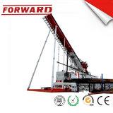 De hoogste Installatie van de Boring van het Booreiland van de Aandrijving Multifunctionele Rx250 met Geneigde Regelbare Mast, duw-Pullback kracht-250 Ton