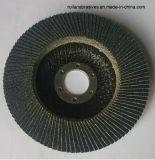 Диски щитка с импортированной тканью a/O для сплавленной стали, алюминия, цуетных металлов и пластмассы, древесины