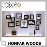 Cadre de tableau en bois personnalisé pour la décoration de mur