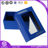 Caixa de presente de papel de empacotamento luxuosa da impressão feita sob encomenda