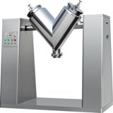 FHD-1500 V-Tipo de alta velocidad mezclador del compartimiento de la mezcladora del mezclador del polvo