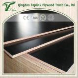 Preto/madeira compensada marinha de Brown/madeira compensada Shuttering para a construção com núcleo do Poplar