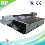 세이코 인쇄 헤드 \ 고속 LED를 가진 기계 UV 평상형 트레일러 인쇄 기계를 인쇄하는 금속