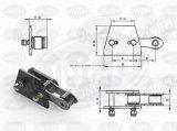 Conexión de Stenter de la grasa lubricante o Monforts/Babcock de cadena/Famatex/Artos/Bruckner Stenter
