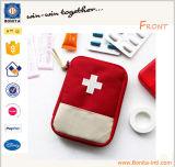 Saco médico portátil pequeno Emergency da casa