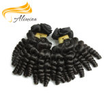 Le cheveu bon marché de Vierge de qualité empaquette le cheveu d'Indi Remi