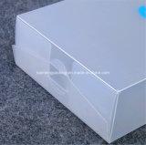 Projeto plástico da promoção das caixas do PVC dos PP do animal de estimação do fabricante de China