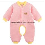 Rompers macios e térmicos do bebê do outono/inverno. Bodysuit do bebê, Romper do bebê