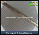 Filtre à disques à une seule couche tissé de treillis métallique d'acier inoxydable