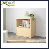 Bookcase Espresso 4-Tier деревянный/деревянный индикации средств шкафа