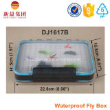 Пластичная ясная двойная бортовая водоустойчивая коробка мухы удя