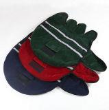 Jupe chaude de crabot de Nord-Face de coton de double d'accessoires d'animal familier