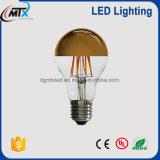 Hot Sale Économie d'énergie Creative Decorative LED Color Print Bulb Bougies LED