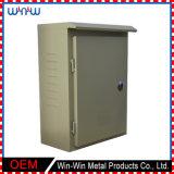 Caixa ao ar livre impermeável do medidor elétrico do metal do cerco do aço inoxidável