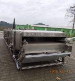 Máquina refrigerar de pulverizador do frasco do suco