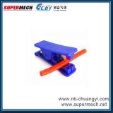 Manufactory componente pneumatico della taglierina di plastica del tubo dell'unità di elaborazione
