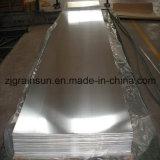 Плита алюминия 6082