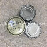 Le métal en deux pièces peut bidon de Drd de catégorie comestible