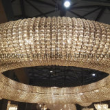 Lustre en cristal égyptien en cristal égyptien moderne et luxueux moderne et luxueux pour l'hôtel
