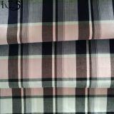 Пряжа поплина хлопка сплетенная покрасила ткань для рубашек одежд/платья Rls50-28po