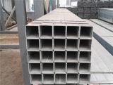 ASTM A500 Gr. 100X100mm 직류 전기를 통한 정연한 관