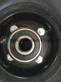 """10inch 10 """" X3.50-4 트롤리를 위한 편평한 자유로운 PU 거품 바퀴"""