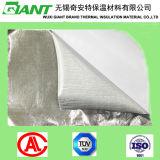 Лента ткани стеклоткани алюминиевой фольги плитаа пожаробезопасная
