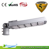 Luz de rua do diodo emissor de luz da microplaqueta IP67 250W de Osram a Philips do excitador de Meanwell