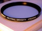 25mm~82mm 2x (0. 3) filtre en verre de densité neutre (ND25~82)
