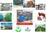 Heating를 위한 자동적인 Fire Tube Industial Oil Gas Steam Boiler