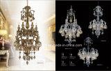 De Staand lamp van het Kristal van de Decoratie van het Hotel van de luxe (ML9830-16-8+8)