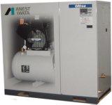 Machine de compresseur d'air sans huile