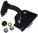 Диафрагма черноты EPDM OEM профессиональная резиновый для клапанов