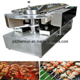 Machine électrique automatique de gril de Kebab de gaz de machine de gril de BBQ