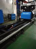 Большое оборудование вырезывания плазмы пламени CNC стали углерода толщины