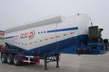 3 трейлер топливозаправщика большого части цемента Axle 55cbm для сбывания