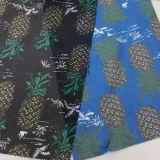 Ткань одежды цифров напечатанная ананасом Fshion