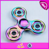La précision a équilibré 4 jouets sensoriels W01A236 d'autisme en métal de personnes remuantes de fileur de coins