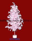 Albero di Natale fatto a mano della piuma