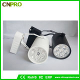Reflector LED de 7W propio diseño Track Serie de luz para iluminación de pantalla