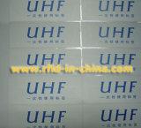 Etiqueta elegante de la escritura de la etiqueta de RFID (frecuencia ultraelevada del HF/del LF/)